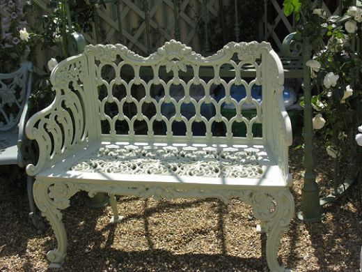 301 moved permanently Cast iron garden furniture